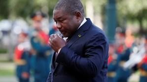 """Presidente de Moçambique diz que """"solução para o problema de Cabo Delgado não é apenas militar"""""""