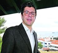 João P. Rebelo, secretário de Estado do Desporto
