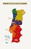 Livro Festas e Romarias_Mapa Portugal