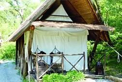 A Terra Ecocamping, em Odemira