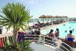 Hotel Eva, em Faro