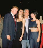 Jeffrey Epstein era amigo de Donald Trump