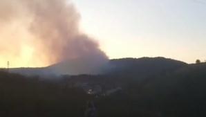 Incêndio em Vila Franca de Xira mobiliza 84 bombeiros