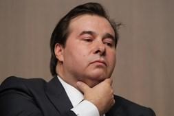 Rodrigo Maia, presidente da Câmara dos Deputados brasileira