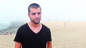 David Mendes resgatou do mar uma menina de 15 anos, mas não considera que realizou um ato heroico