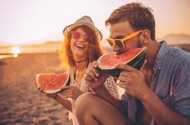 Melão, meloa e melancia: o trio do verão