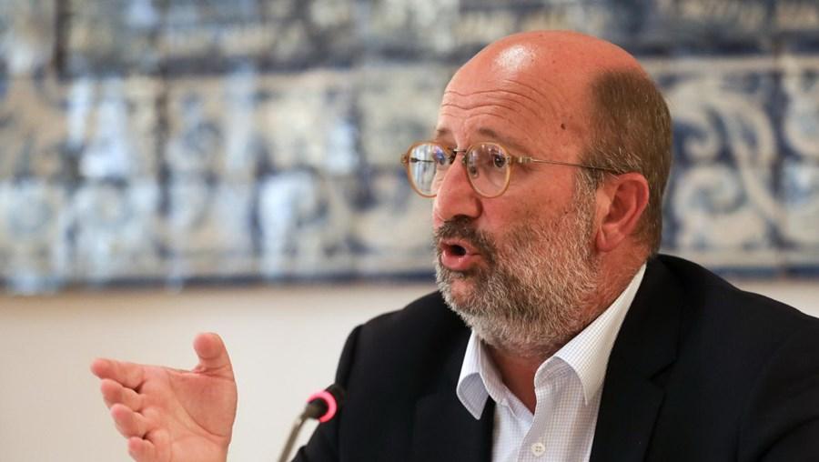 Ministro do Ambiente e da Ação Climática, João Pedro Matos Fernandes