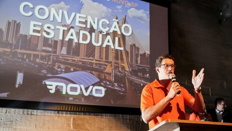 Ex-Ministro do Meio Ambiente brasileiro, Ricardo Salles