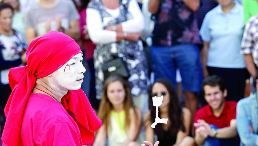 Magia anima as ruas de Lisboa