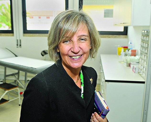 Marta Temido tutela a Saúde