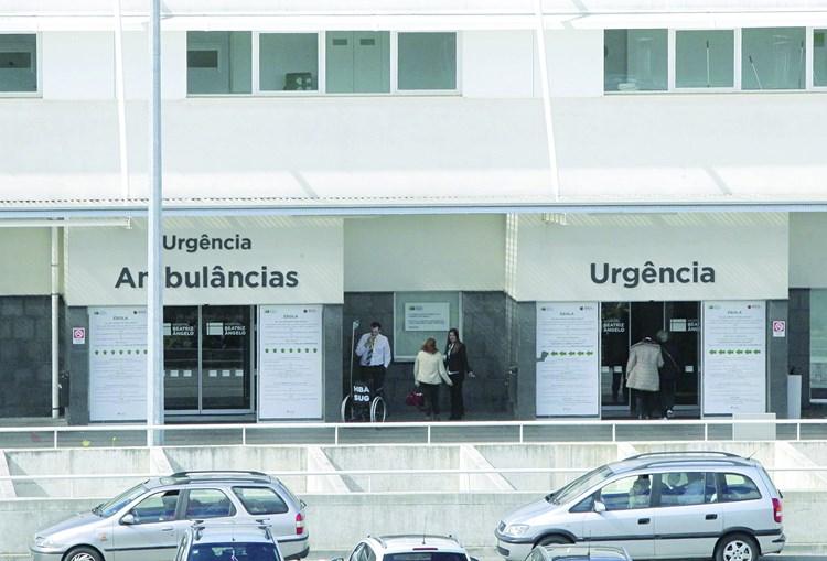 Hospital Beatriz Ângelo, em Loures