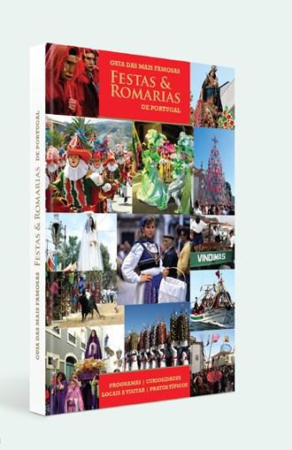 Festas e Romarias - capa