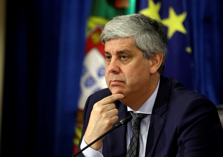 Mário Centeno, Minitro das Finanças