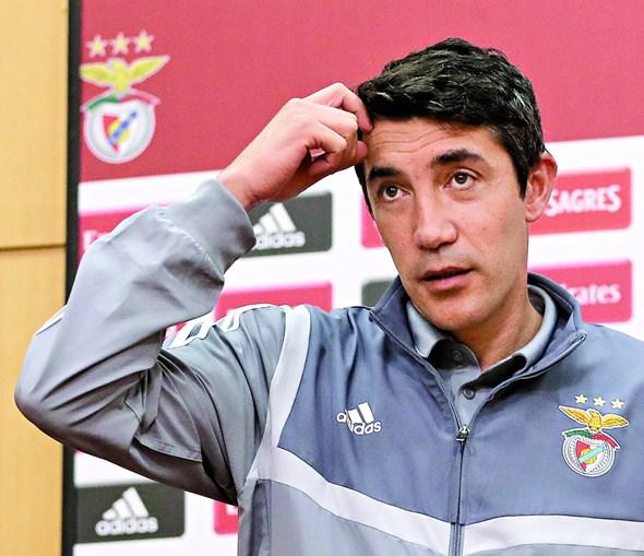 Bruno Lage vai iniciar a primeira época ao serviço do Benfica, depois de ter entrado a meio da temporada passada