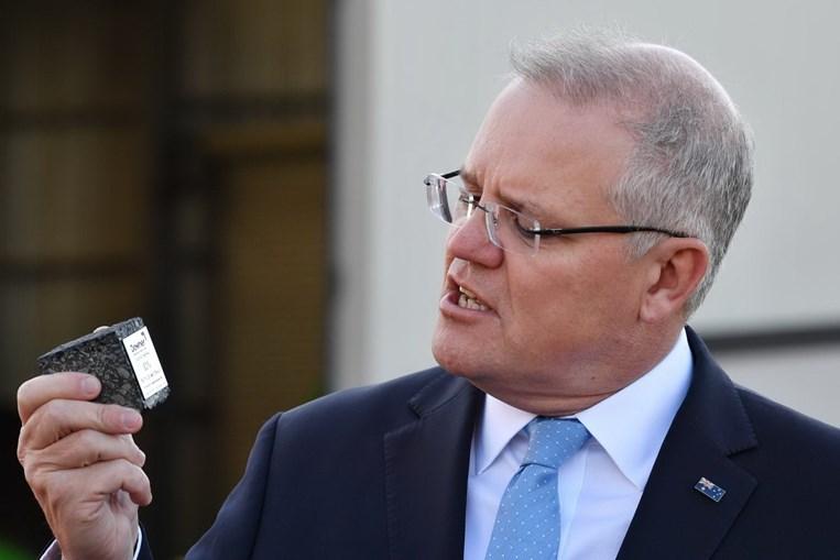 Primeiro-ministro australiano pede trabalho conjunto para 'enfrentar os potenciais desafios dos próximos anos'.