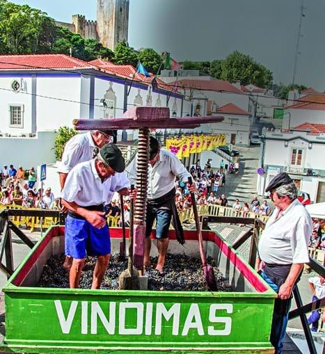 Festa das Vindimas em Palmela