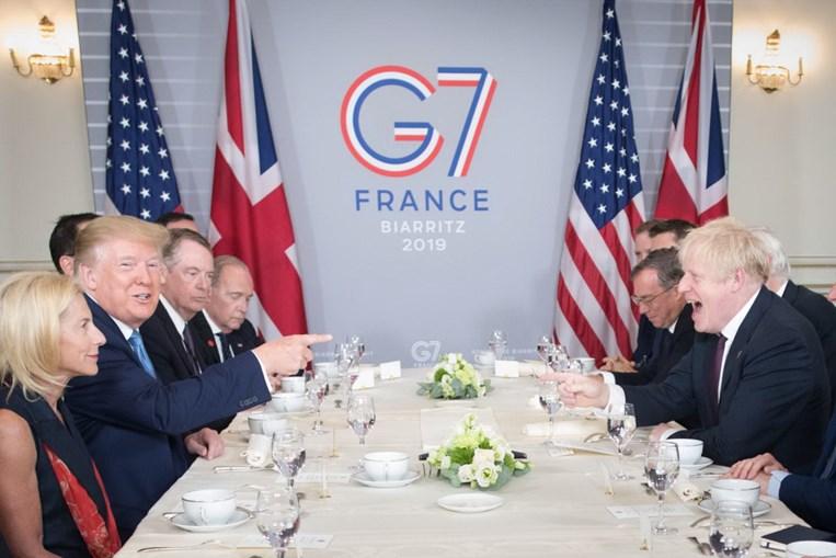 Dezanove pessoas detidas pelo dispositivo de segurança na cimeira do G7 em Biarritz