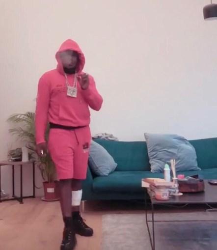 Rapper baleado no Algarve já está em casa