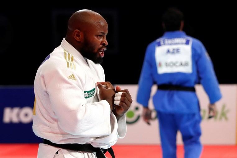 Jorge Fonseca é campeão do mundo de judo