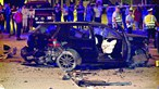 Idoso morre em colisão violenta na EN14 na Trofa
