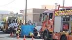 Motociclista gravemente ferido após colisão com carro em Albufeira