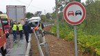 Colisão entre ambulância e pesado provoca um morto e três feridos em Celorico da Beira