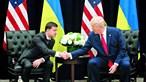 Transcrição do telefonema de Trump para o presidente ucraniano confirma pressão sobre Ucrânia