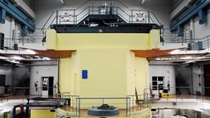 Único reator nuclear português está a ser desmantelado