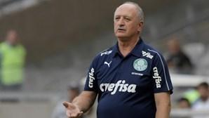 Scolari quer treinar o Benfica