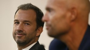 Frederico Varandas copia 'solução Bruno Lage' e despede Marcel Keizer do Sporting
