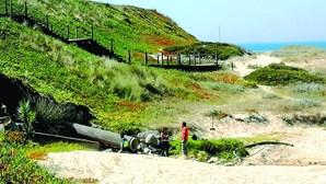 Poluição da ETAR de Matosinhos trava banhos em duas praias