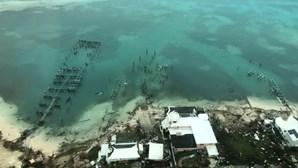 Furacão Dorian já fez sete mortos nas Bahamas