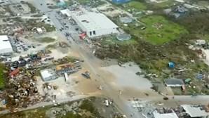 Imagens aéreas mostram destruição causada pelo furacão Dorian nas Bahamas