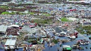 Milhares de pessoas deslocadas nas Bahamas após passagem do furacão Dorian