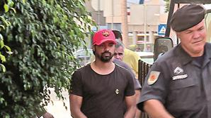 Ex-estrela do Sporting Fábio Paím viajava com cocaína e heroína coladas ao corpo