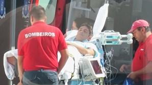 Vídeo mostra primeiras imagens de Ângelo Rodrigues após internamento