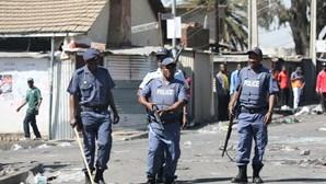 Quatro portugueses vítimas de ataques na África do Sul queixam-se de passividade policial
