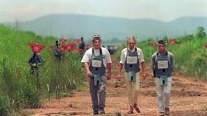 Diana: a princesa que abriu portas a Angola e pôs o mundo a falar sobre minas