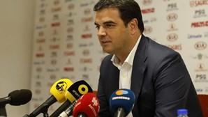 """Presidente do Belenenses SAD fala em """"novo ciclo"""" com a saída de Silas"""