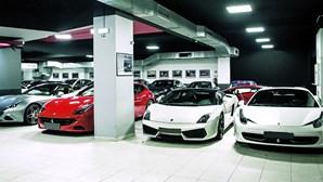 Portugal tem 13 359 carros que são 'bombas' de luxo
