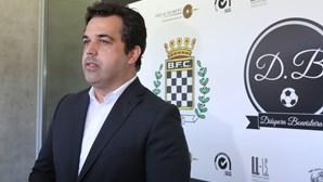 Presidente do Boavista assegura inexistência de salários em atraso no clube