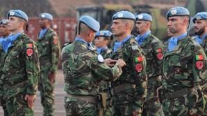 118 militares portugueses partiram hoje para o Afeganistão