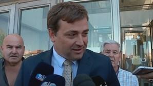 """Advogado de António Joaquim diz que este """"está ansioso por começar a falar"""""""