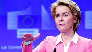 Von der Leyen quer uma verdadeira União da Saúde Europeia