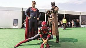 Comic Con: um encontro da cultura pop em Oeiras
