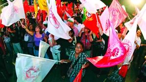 Os partidos socialistas