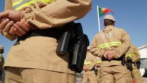 Chamas em Cinfães ferem dois militares da GNR