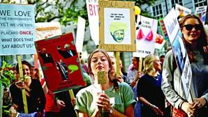 Greve global pelo clima leva milhões às ruas