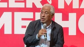 Costa apela à participação dos jovens socialistas nas próximas eleições autárquicas