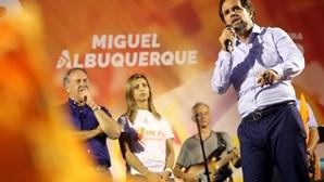 Miguel Albuquerque do PSD nomeado presidente do XIII Governo Regional